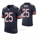 Camiseta NFL Legend Hombre Chicago Bears Mike Davis Azul Color Rush