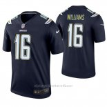 Camiseta NFL Legend Hombre San Diego Chargers 16 Tyrell Williams Azul
