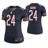 Camiseta NFL Legend Mujer Chicago Bears Buster Skrine Azul Color Rush