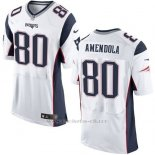 Camiseta New England Patriots Amendola Blanco Nike Elite NFL Hombre