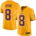 Camiseta Washington Redskins Cousins Amarillo Nike Legend NFL Hombre