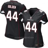 Camiseta Arizona Cardinals Golden Negro Nike Game NFL Mujer