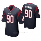Camiseta NFL Game Hombre Houston Texans Jadeveon Clowney Azul