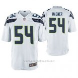 Camiseta NFL Game Hombre Seattle Seahawks Bobby Wagner Blanco