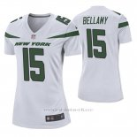 Camiseta NFL Game Mujer New York Jets Josh Bellamy Blanco