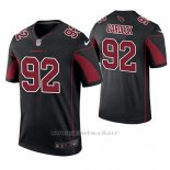 Camiseta NFL Legend Hombre Arizona Cardinals Dennis Gardeck Negro Color Rush
