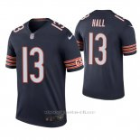 Camiseta NFL Legend Hombre Chicago Bears Marvin Hall Azul Color Rush