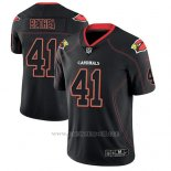 Camiseta NFL Limited Hombre Arizona Cardinals Antoine Bethea Negro Color Rush 2018 Lights Out