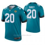 Camiseta NFL Limited Hombre St Louis Rams Jaguars Jalen Teal Color Rush Legend
