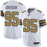 Camiseta New Orleans Saints Davison Blanco Nike Legend NFL Hombre