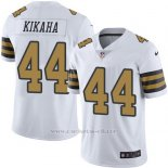 Camiseta New Orleans Saints Kikaha Blanco Nike Legend NFL Hombre