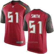 Camiseta Tampa Bay Buccaneers Smith Rojo Nike Game NFL Nino