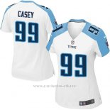Camiseta Tennessee Titans Casey Blanco Nike Game NFL Mujer