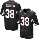 Camiseta Arizona Cardinals Ellington Negro Nike Game NFL Nino