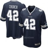 Camiseta Dallas Cowboys Church Negro Nike Game NFL Nino