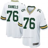 Camiseta Green Bay Packers Daniels Blanco Nike Game NFL Nino