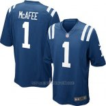 Camiseta Indianapolis Colts McAfee Azul Nike Game NFL Hombre
