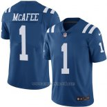 Camiseta Indianapolis Colts Mcafee Azul Nike Legend NFL Hombre