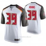 Camiseta NFL Game Hombre Tampa Bay Buccaneers Andrew Adams Blanco