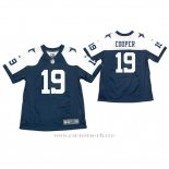 Camiseta NFL Game Nino Dallas Cowboys Amari Cooper Throwback Azul