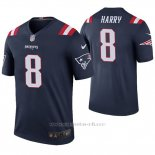 Camiseta NFL Legend Hombre New England Patriots N'keal Harry Azul Color Rush