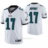 Camiseta NFL Limited Hombre Philadelphia Eagles Alshon Jeffery Blanco Vapor Untouchable