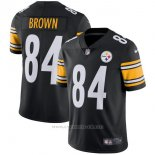 Camiseta NFL Limited Nino Pittsburgh Steelers 84 Brown Negro