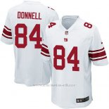 Camiseta New York Giants Donnell Blanco Nike Game NFL Nino