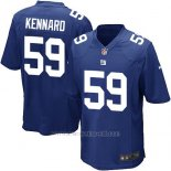 Camiseta New York Giants Kennard Azul Nike Game NFL Nino