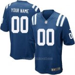 Camisetas NFL Limited Nino Indianapolis Colts Personalizada Azul