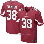 Camiseta Arizona Cardinals Ellington Rojo Nike Elite NFL Hombre