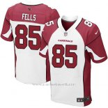 Camiseta Arizona Cardinals Fells Rojo y Blanco Nike Elite NFL Hombre
