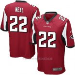 Camiseta Atlanta Falcons Neal Rojo Nike Game NFL Nino