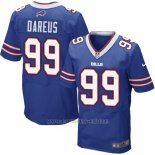 Camiseta Buffalo Bills Dareus Azul Nike Elite NFL Hombre