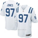 Camiseta Indianapolis Colts Jones Blanco Nike Game NFL Nino