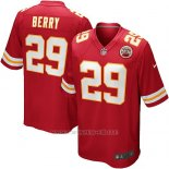 Camiseta Kansas City Chiefs Berry Rojo Nike Game NFL Nino