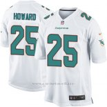 Camiseta Miami Dolphins Howard Blanco Nike Game NFL Nino