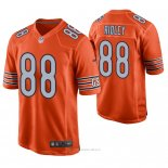 Camiseta NFL Game Hombre Chicago Bears Riley Ridley Naranja