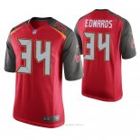 Camiseta NFL Game Hombre Tampa Bay Buccaneers Mike Edwards Rojo