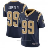 Camiseta NFL Game Los Angeles Rams 99 Aaron Donald Azul