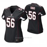 Camiseta NFL Game Mujer Arizona Cardinals Terrell Suggs Negro