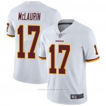 Camiseta NFL Game Washington Redskins 17 Terry McLaurin Blanco