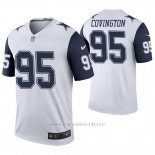 Camiseta NFL Legend Hombre Dallas Cowboys Christian Covington Blanco Color Rush