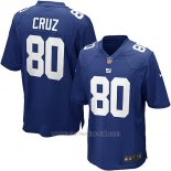 Camiseta New York Giants Cruz Azul Nike Game NFL Nino