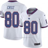 Camiseta New York Giants Cruz Blanco Nike Legend NFL Hombre