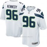 Camiseta Seattle Seahawks Kennedy Blanco Nike Game NFL Nino