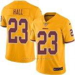 Camiseta Washington Redskins Hall Amarillo Nike Legend NFL Hombre