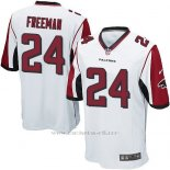 Camiseta Atlanta Falcons Freeman Blanco Nike Game NFL Nino