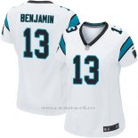 Camiseta Carolina Panthers Benjamin Blanco Nike Game NFL Mujer