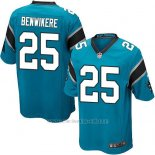 Camiseta Carolina Panthers Benwikere Lago Azul Nike Game NFL Hombre